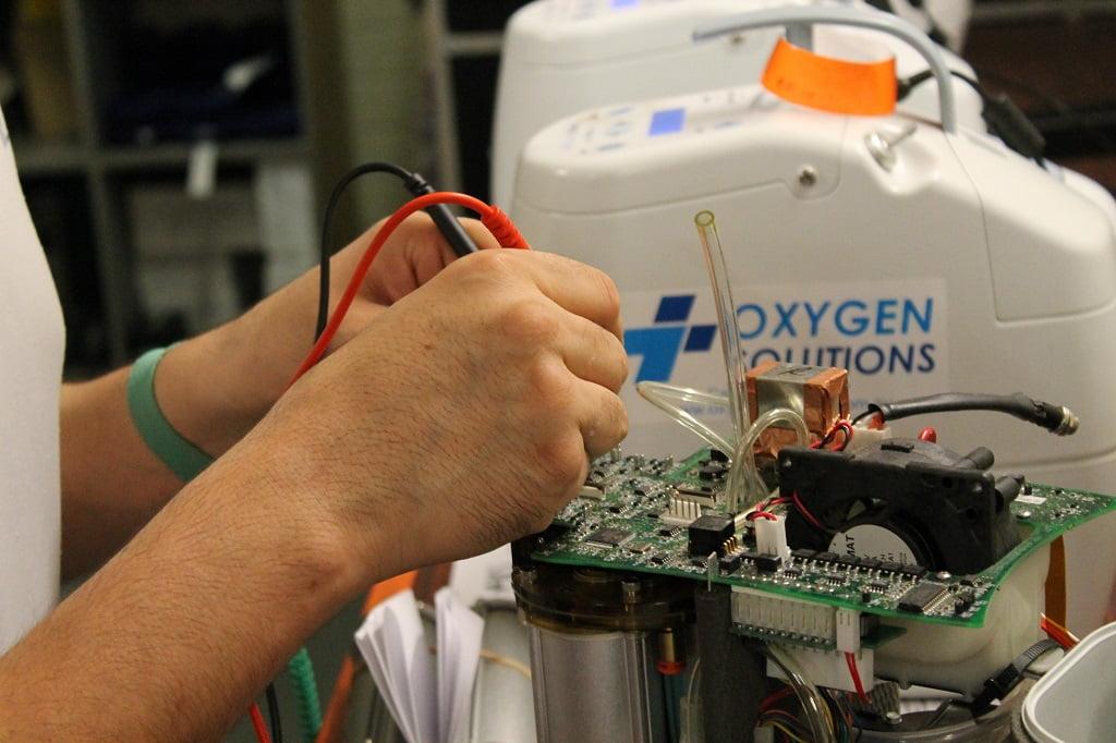 Koncentrator tlenu – czym jest i jak działa?